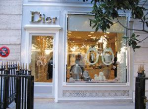 Baby Dior Parijs