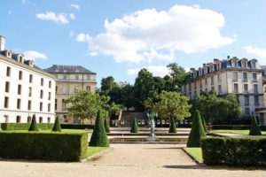 Parijs_Cour_de_lancien_Ecole_Polytechnique