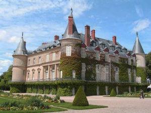 Parijs_rambouillet-chateau