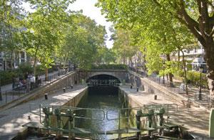 Rondvaartboten in Parijs