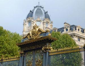 Palais de Justice-Parijs