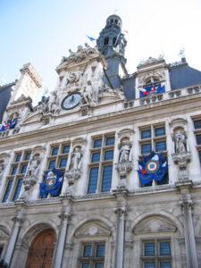 Parijs-hotel-de-ville