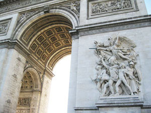 arc-de-triomphe-Parijs