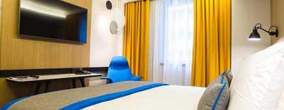 Betaalbaar hotel in Parijs