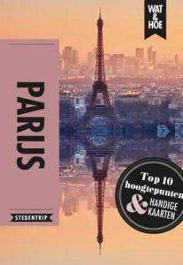 Betaalbare reisgids over Parijs