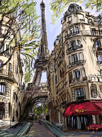 Bezienswaardigheden in Parijs