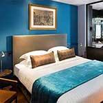 Goede hotels in Parijs