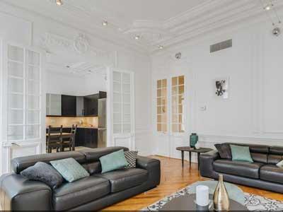 Luxueus appartement huren in Parijs