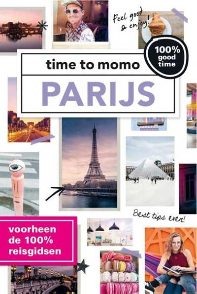 Moderne reisgids Parijs