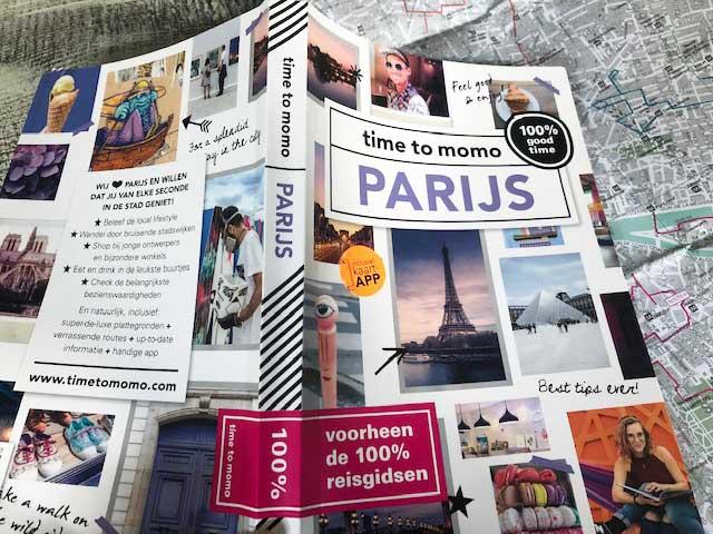 Reisgidsen Parijs