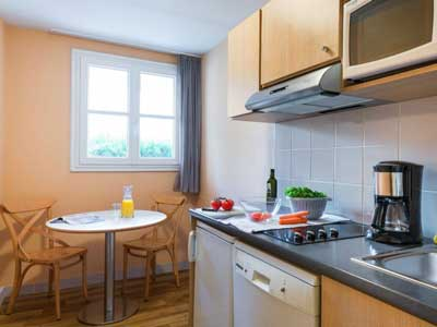 Studio met kitchenette bij de Montmartre in Parijs