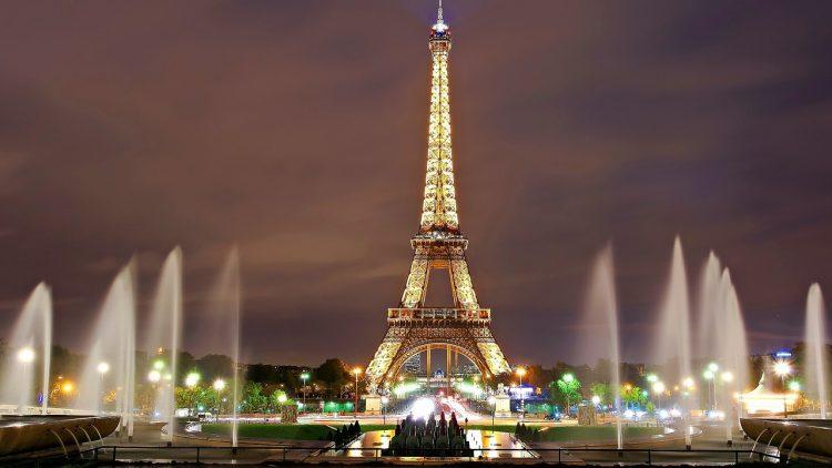 Fietstochten door Parijs