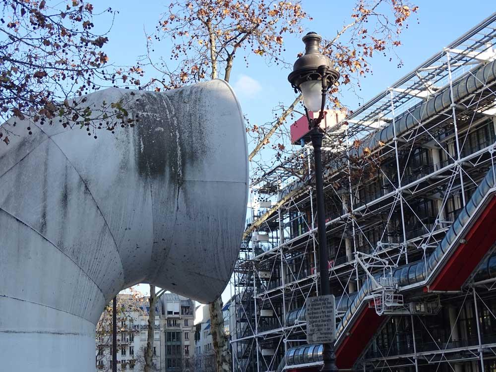 Pompidou museum bezoeken in Parijs