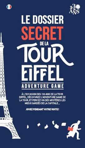 Nieuw interactieve game in de Eiffeltoren vanaf 30 maart 2019