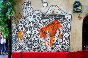 Street Art wandeling maken door Parijs