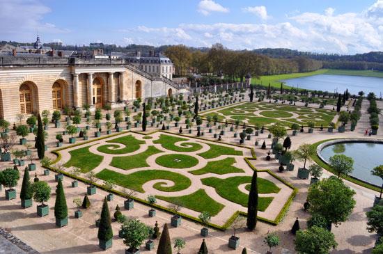 Paleis van Versailles ontdekken
