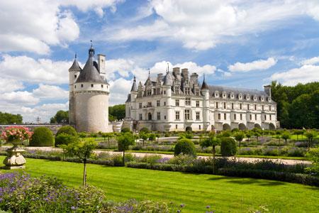 Ontdek de Loirekastelen tijdens een dagtrip