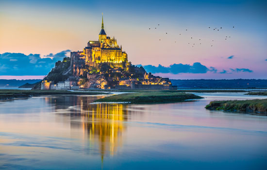 Mont Saint-Michel Sightseeing Tour