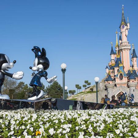 Daguitstapje naar Disneyland Parijs
