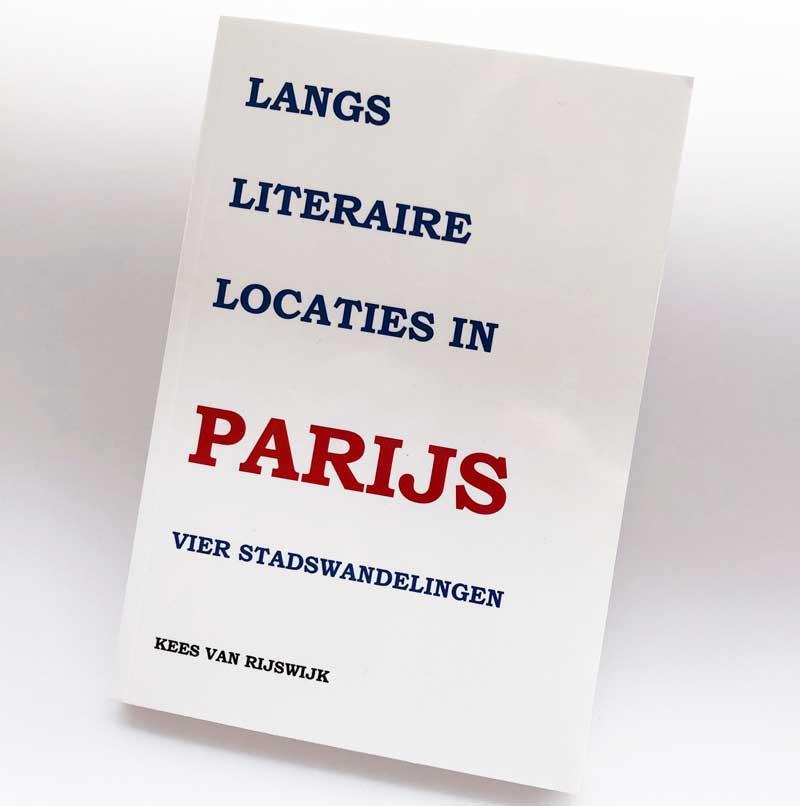 Literaire wandelingen door Parijs
