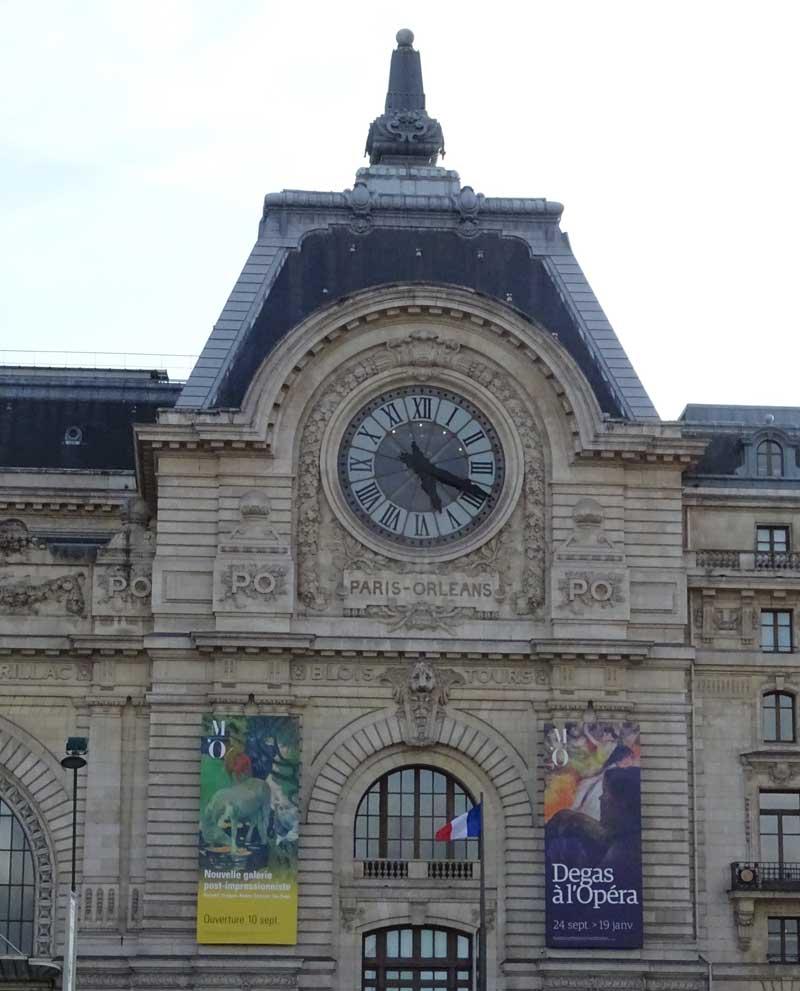 Museum d'Orsay Parijs, Degas in de Opera