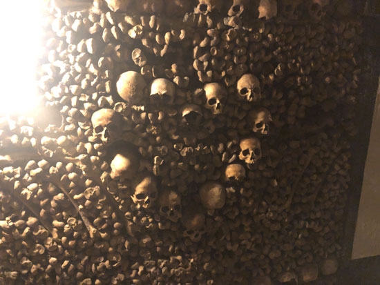 De Catacomben de Paris