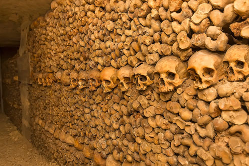 Top 10 Parijs Catacomben