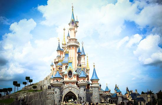 Top 10 Parijs naar Disneyland