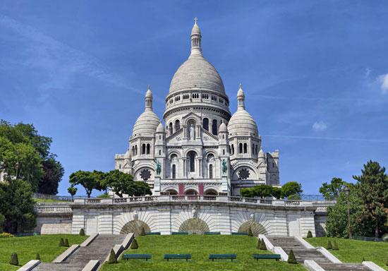 Top 10 Parijs naar Montmartre