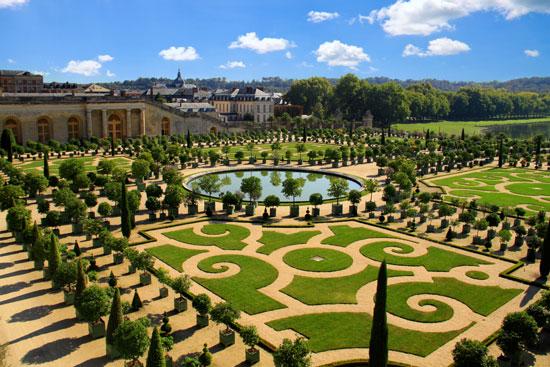 Top 10 Parijs naar Versailles