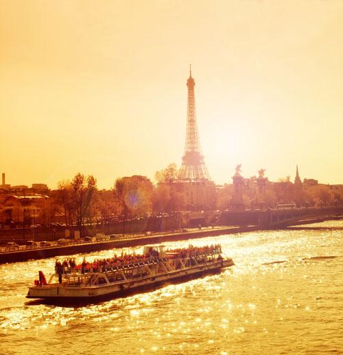 Ga varen over de Seine