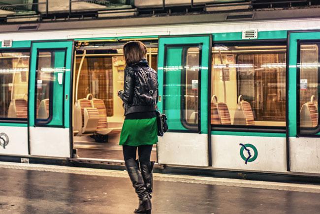 Metro Parijs: zo werkt het!