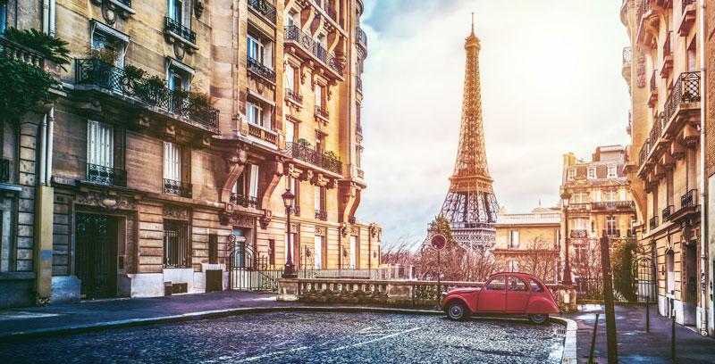 Vakantiehuis Parijs