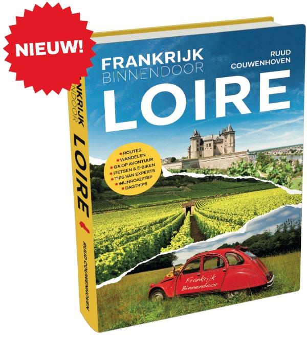 Frankrijk Binnendoor Loire boek