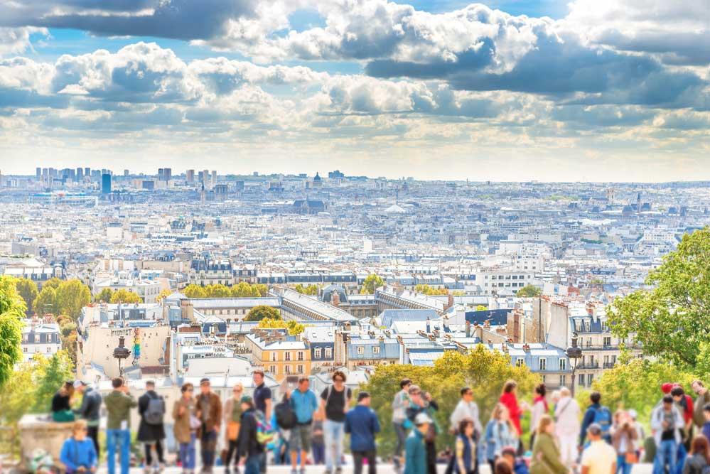 Tips voor uitjes in Parijs met tieners en voor jongeren.