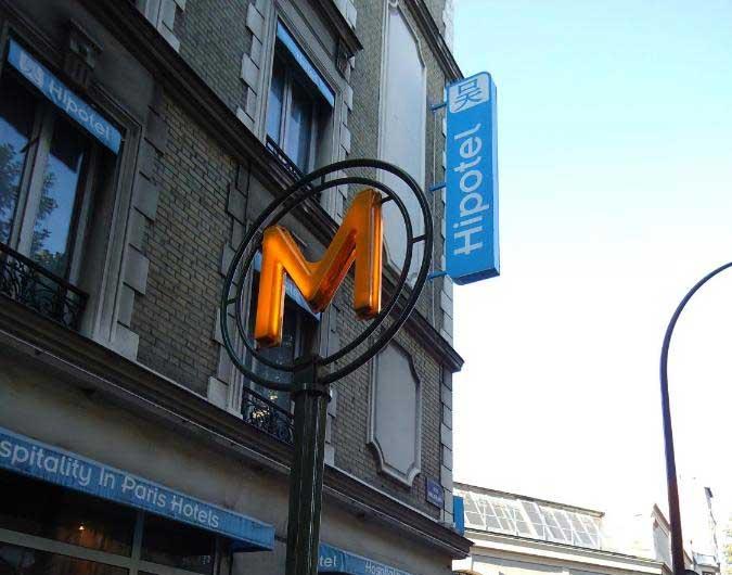 Waar vind je goedkope hotels in Parijs?